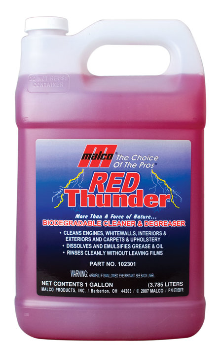 Red thunder / Truckwash