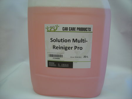 hs solution cleaner