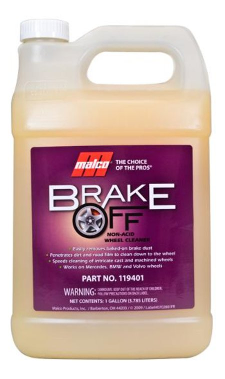 Brake Off Wheel Cleaner