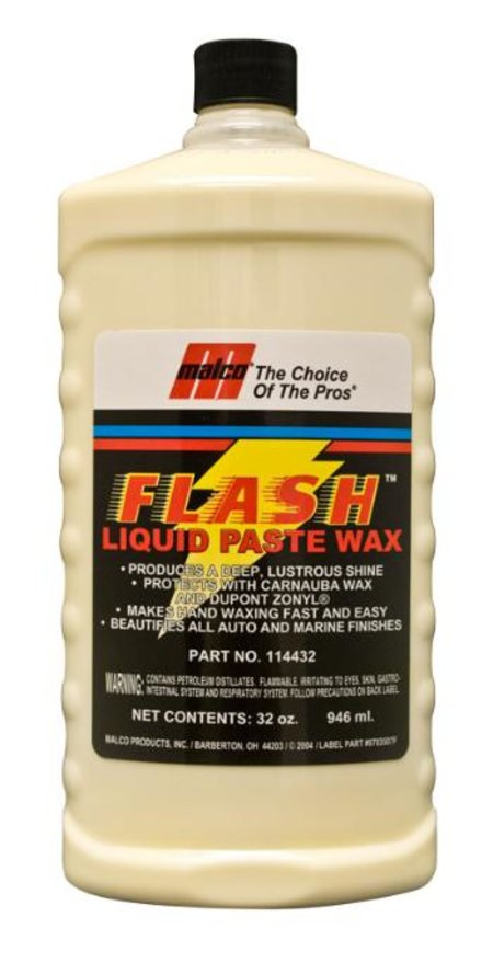flash ligued pasta wax