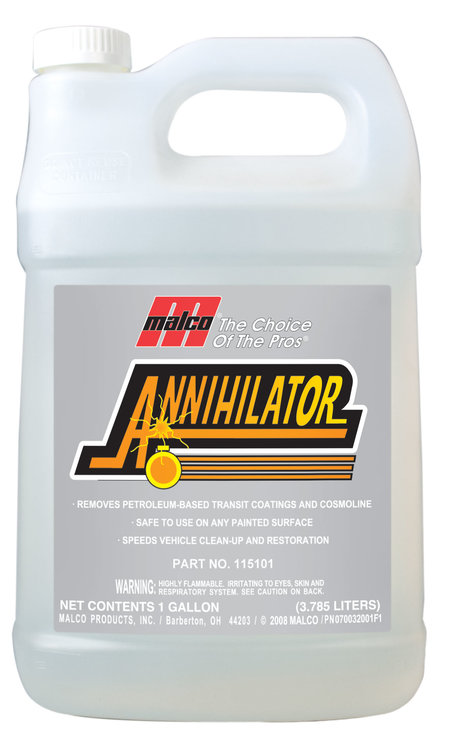 Annihilator transport Coat Remover