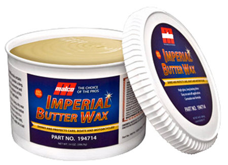 Imperial Butter Wax