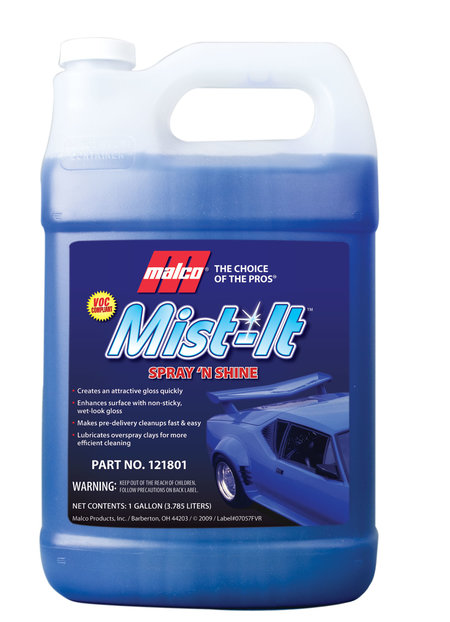 Mist-it Spray And Shine