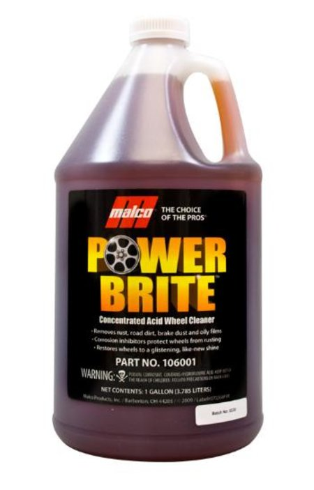 Power Brite Wheel Cleaner